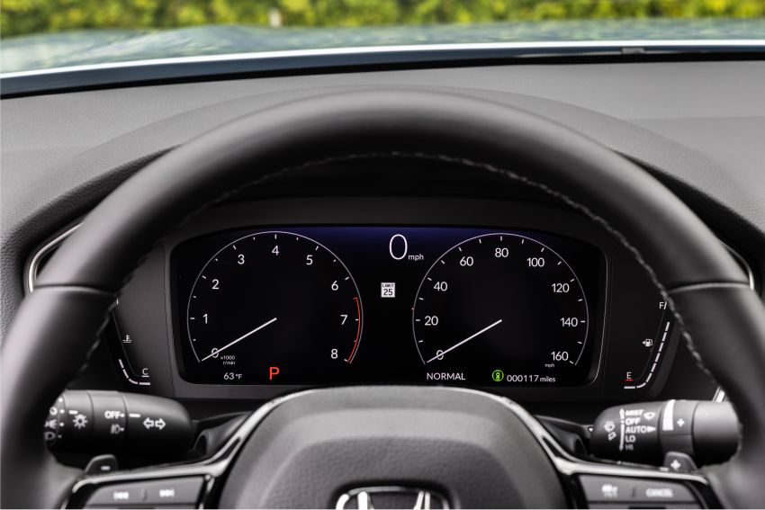 2022 Honda Civic goes on sale in US, from RM93,800 Image #1309099