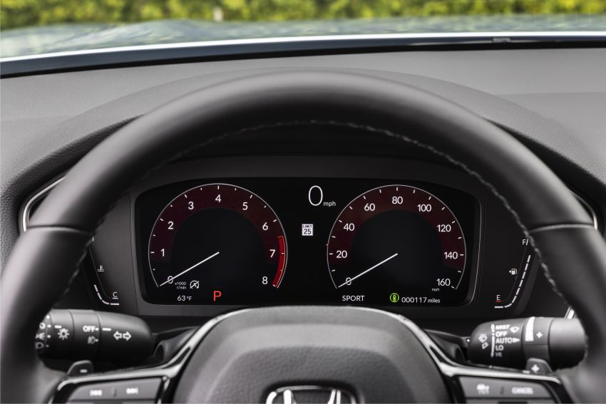 2022 Honda Civic goes on sale in US, from RM93,800 Image #1309101
