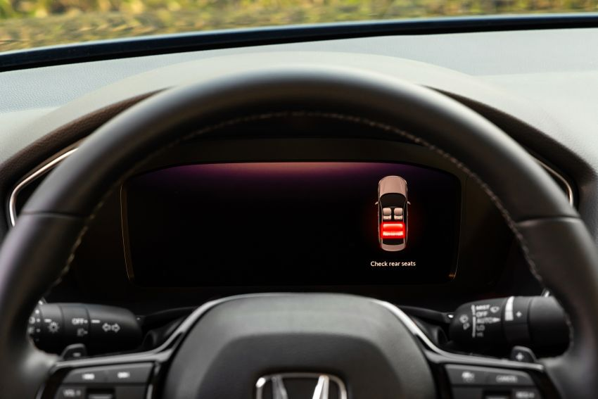 2022 Honda Civic goes on sale in US, from RM93,800 Image #1309102