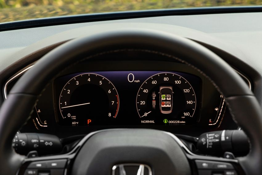 2022 Honda Civic goes on sale in US, from RM93,800 Image #1309103