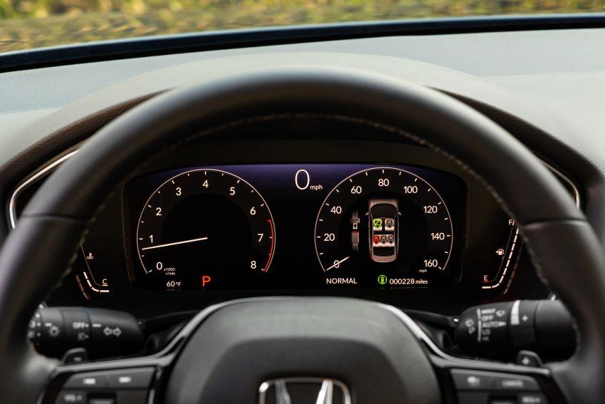 Honda Civic 2022 mula dijual di AS – bermula RM94k, 2.0L NA & 1.5L Turbo, standard dengan Honda Sensing Image #1309398