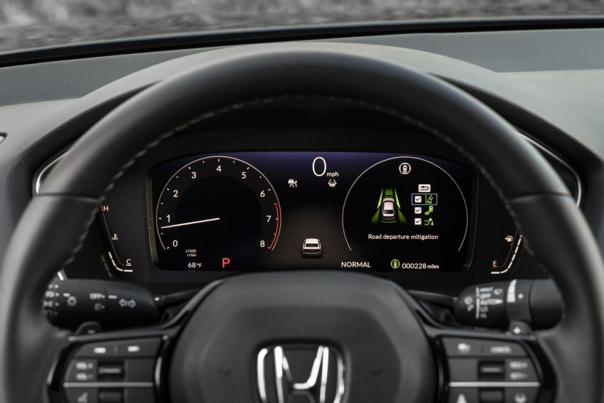 2022 Honda Civic goes on sale in US, from RM93,800 Image #1309104