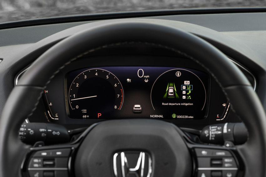 Honda Civic 2022 mula dijual di AS – bermula RM94k, 2.0L NA & 1.5L Turbo, standard dengan Honda Sensing Image #1309397