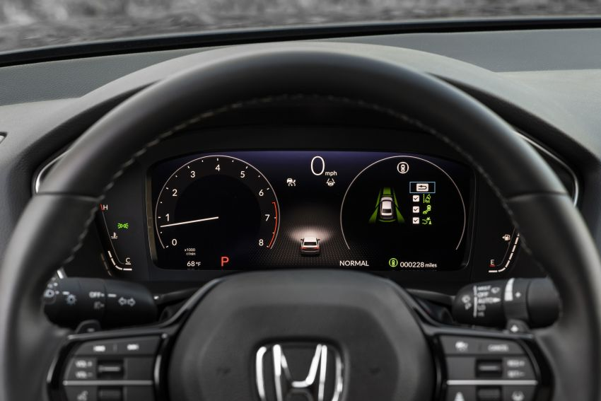 2022 Honda Civic goes on sale in US, from RM93,800 Image #1309106