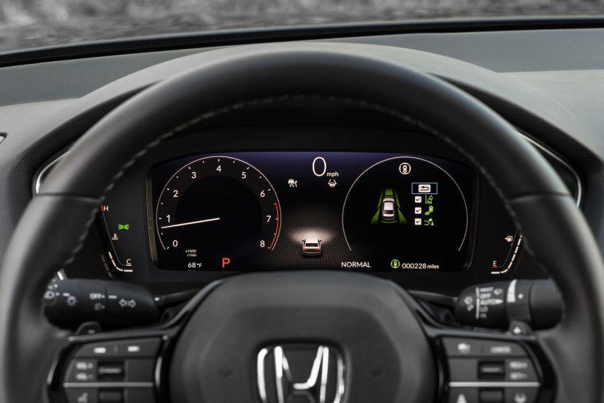 Honda Civic 2022 mula dijual di AS – bermula RM94k, 2.0L NA & 1.5L Turbo, standard dengan Honda Sensing Image #1309396