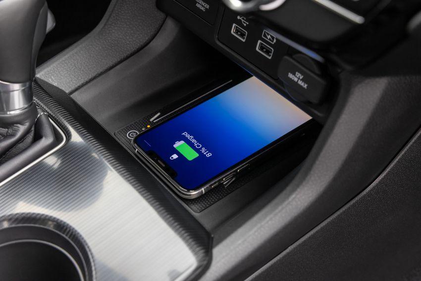 Honda Civic 2022 mula dijual di AS – bermula RM94k, 2.0L NA & 1.5L Turbo, standard dengan Honda Sensing Image #1309387