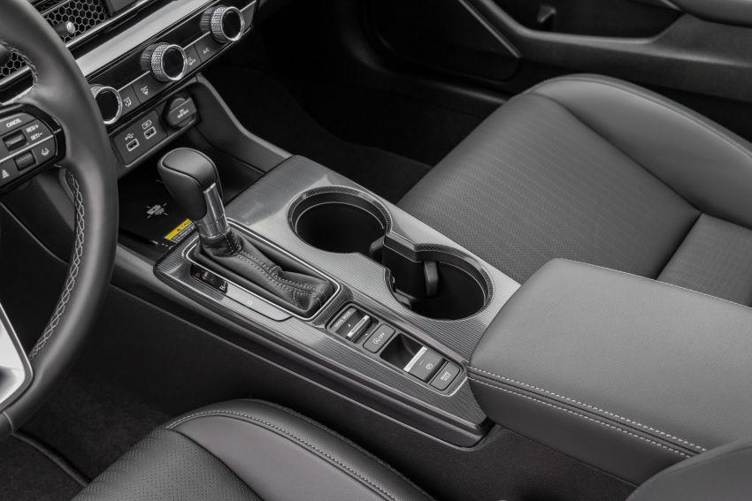 Honda Civic 2022 mula dijual di AS – bermula RM94k, 2.0L NA & 1.5L Turbo, standard dengan Honda Sensing Image #1309386