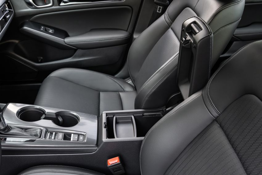 Honda Civic 2022 mula dijual di AS – bermula RM94k, 2.0L NA & 1.5L Turbo, standard dengan Honda Sensing Image #1309385