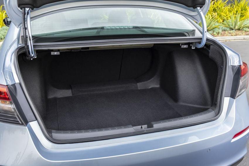 Honda Civic 2022 mula dijual di AS – bermula RM94k, 2.0L NA & 1.5L Turbo, standard dengan Honda Sensing Image #1309379