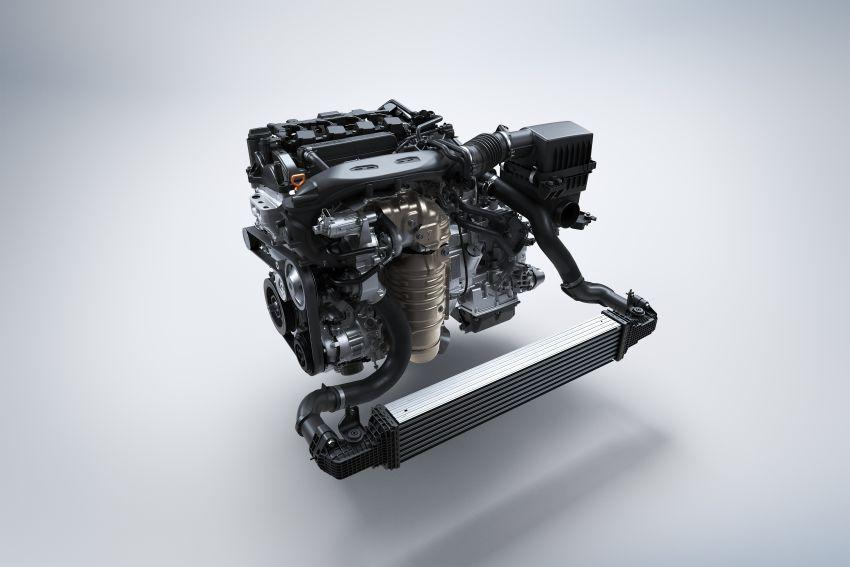 Honda Civic 2022 mula dijual di AS – bermula RM94k, 2.0L NA & 1.5L Turbo, standard dengan Honda Sensing Image #1309378