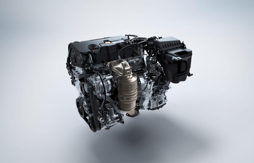 Honda Civic 2022 mula dijual di AS – bermula RM94k, 2.0L NA & 1.5L Turbo, standard dengan Honda Sensing Image #1309375