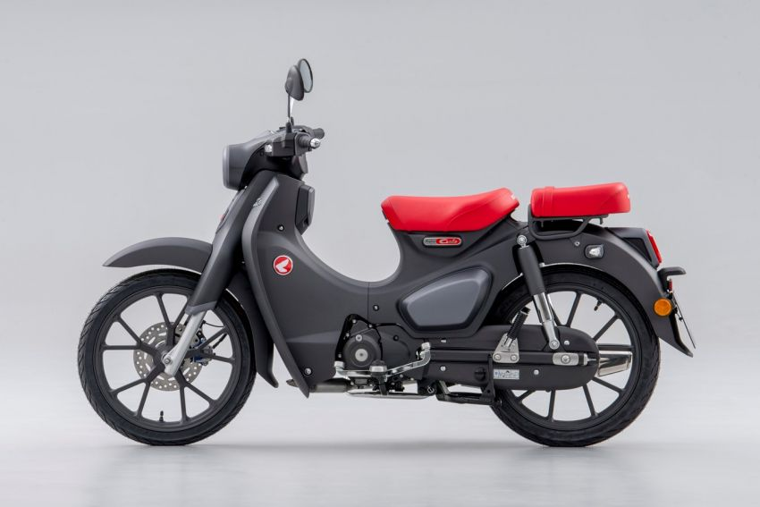 2022 Honda Super Cub 125 – Euro 5 compliance, ABS Image #1310641