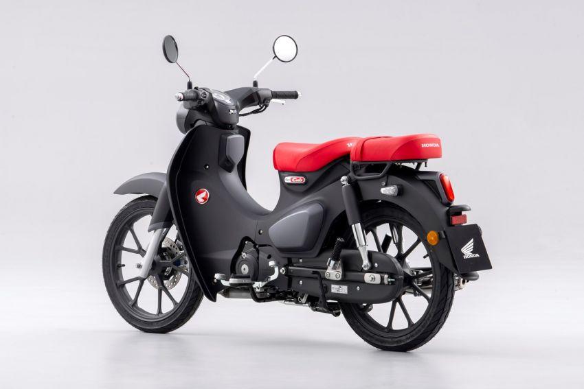 2022 Honda Super Cub 125 – Euro 5 compliance, ABS Image #1310644