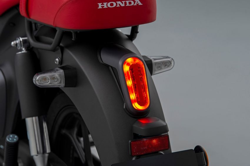 2022 Honda Super Cub 125 – Euro 5 compliance, ABS Image #1310645
