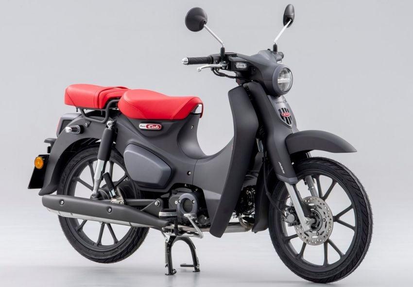 2022 Honda Super Cub 125 – Euro 5 compliance, ABS Image #1310648