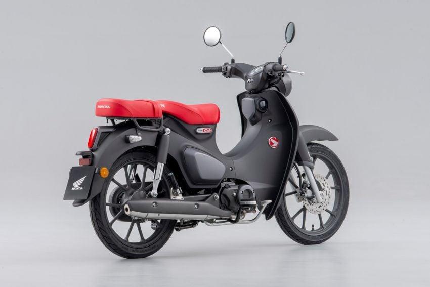 2022 Honda Super Cub 125 – Euro 5 compliance, ABS Image #1310649