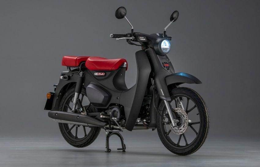 2022 Honda Super Cub 125 – Euro 5 compliance, ABS Image #1310633