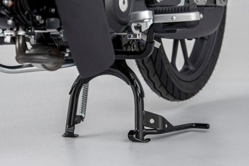 2022 Honda Super Cub 125 – Euro 5 compliance, ABS Image #1310634