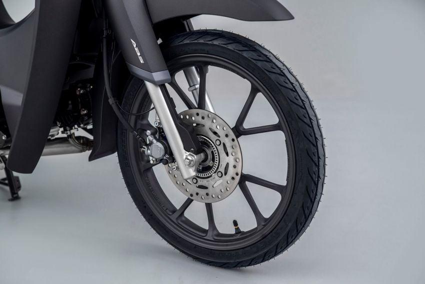 2022 Honda Super Cub 125 – Euro 5 compliance, ABS Image #1310639