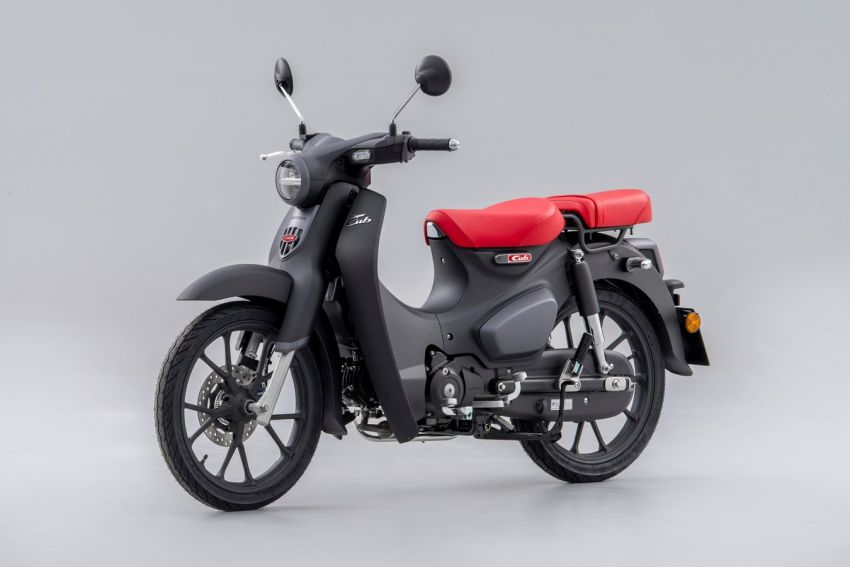 2022 Honda Super Cub 125 – Euro 5 compliance, ABS Image #1310640
