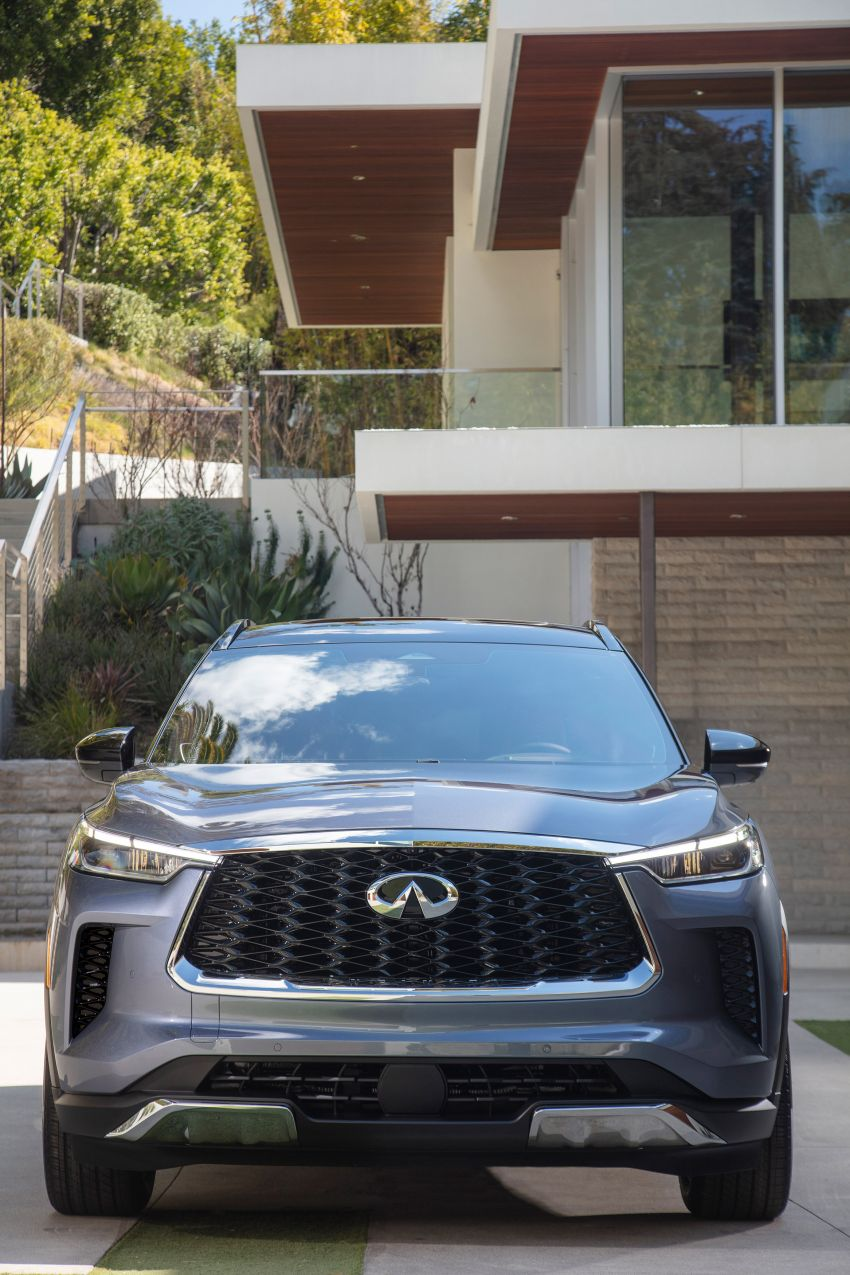 2022 Infiniti QX60 makes its official debut – three-row SUV gets luxury touches, 3.5L V6 with nine-speed auto Image #1311236