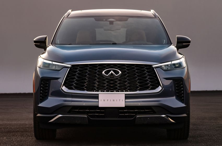 2022 Infiniti QX60 makes its official debut – three-row SUV gets luxury touches, 3.5L V6 with nine-speed auto Image #1311227