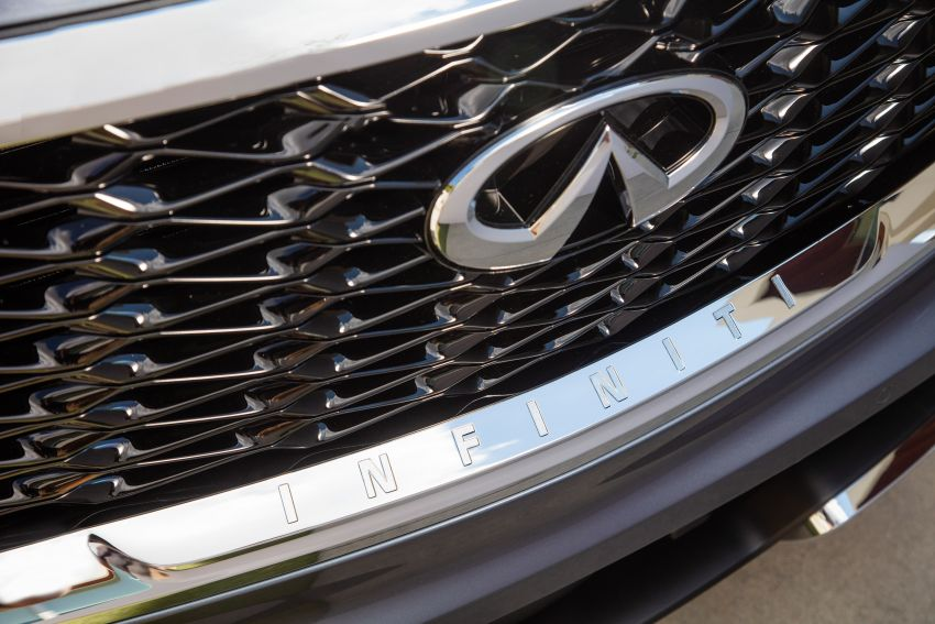 2022 Infiniti QX60 makes its official debut – three-row SUV gets luxury touches, 3.5L V6 with nine-speed auto Image #1311266