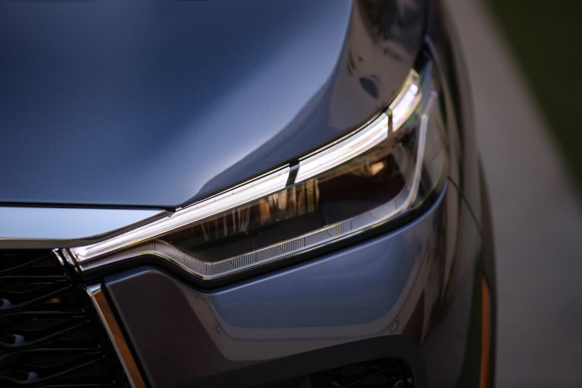 2022 Infiniti QX60 makes its official debut – three-row SUV gets luxury touches, 3.5L V6 with nine-speed auto Image #1311272