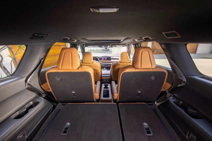 2022 Infiniti QX60 makes its official debut – three-row SUV gets luxury touches, 3.5L V6 with nine-speed auto Image #1311279
