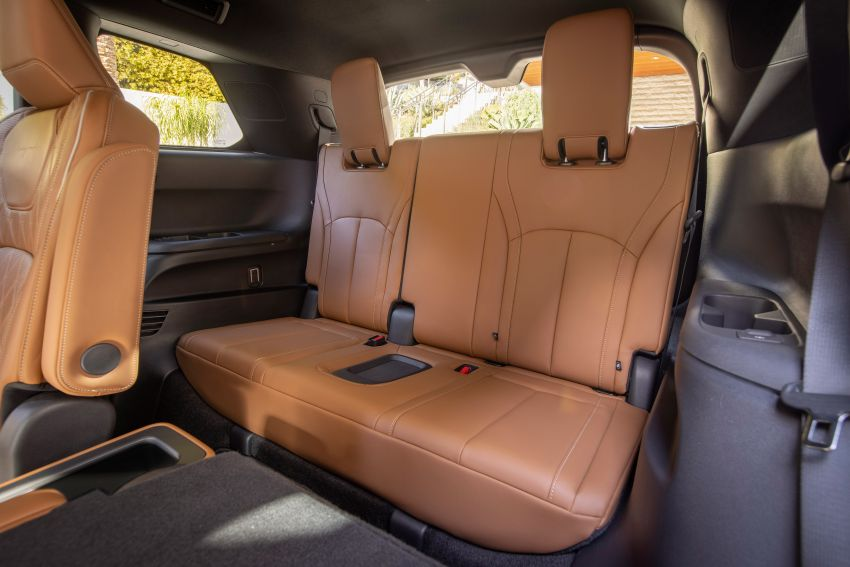 2022 Infiniti QX60 makes its official debut – three-row SUV gets luxury touches, 3.5L V6 with nine-speed auto Image #1311284
