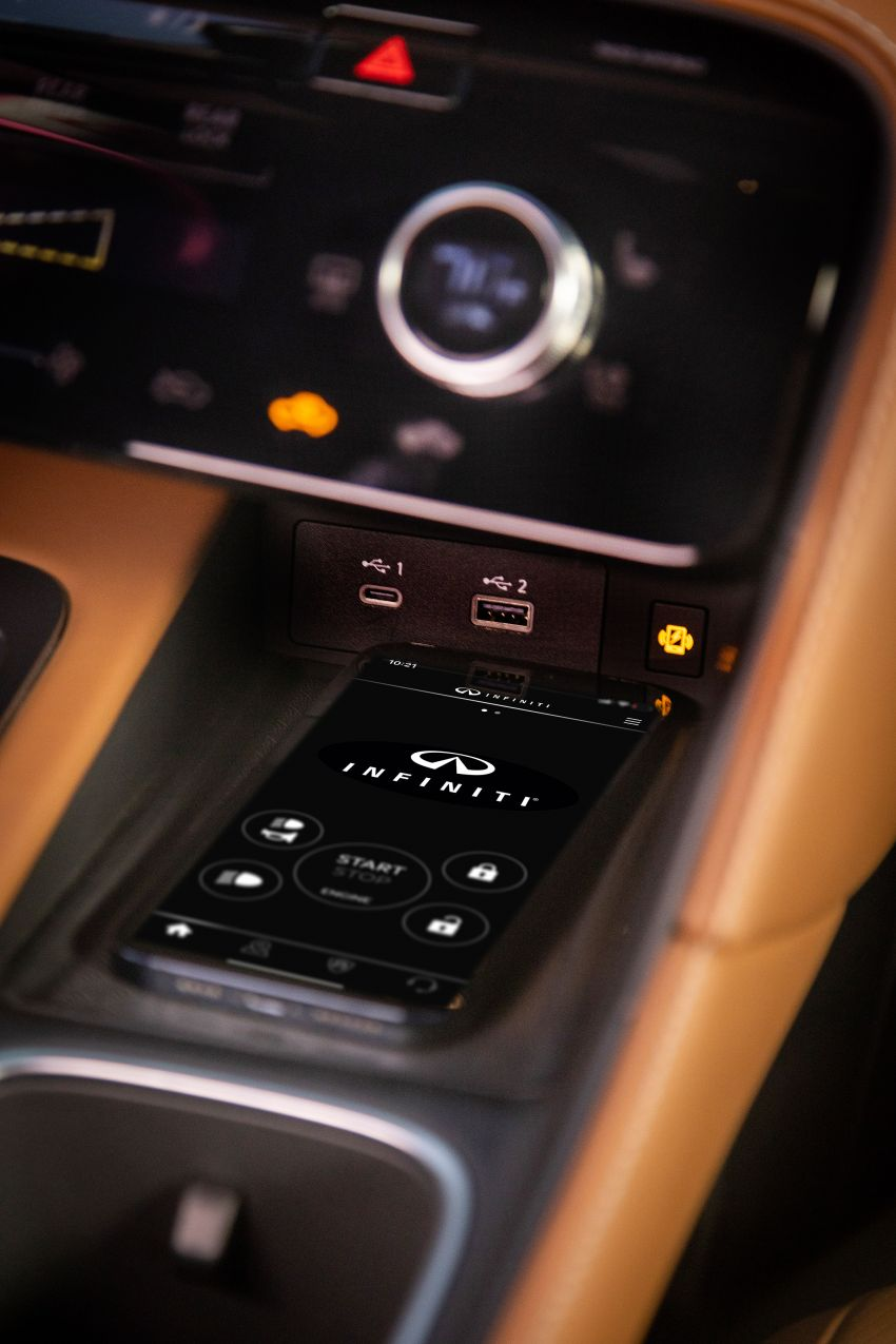 2022 Infiniti QX60 makes its official debut – three-row SUV gets luxury touches, 3.5L V6 with nine-speed auto Image #1311303