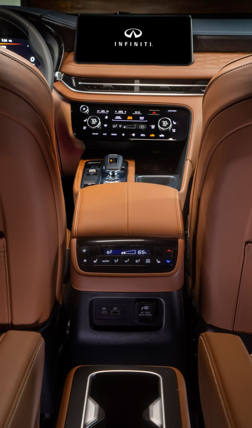 2022 Infiniti QX60 makes its official debut – three-row SUV gets luxury touches, 3.5L V6 with nine-speed auto Image #1311304