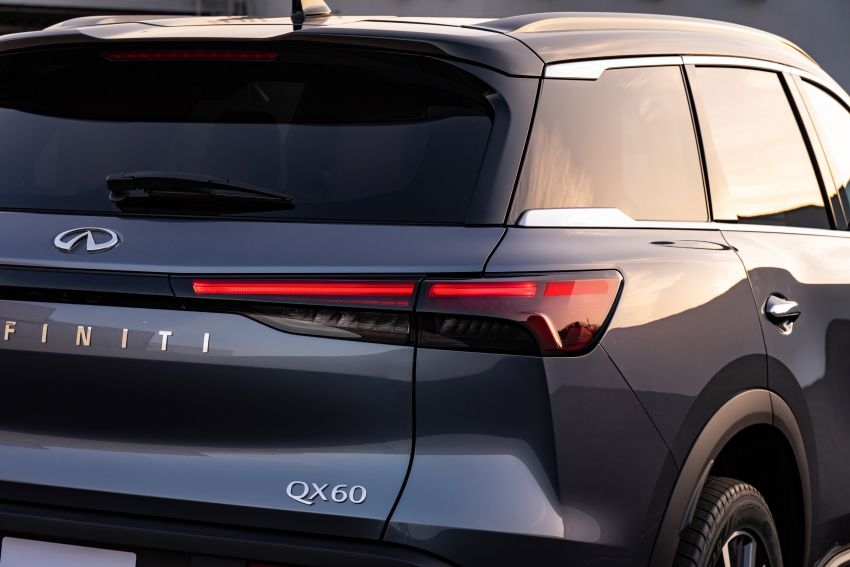 2022 Infiniti QX60 makes its official debut – three-row SUV gets luxury touches, 3.5L V6 with nine-speed auto Image #1311233