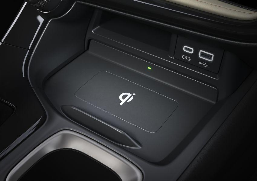 Lexus NX 2022 didedah – generasi kedua dirombak sepenuhnya, dapat enjin hibrid, PHEV dan 2.4 Turbo Image #1306973