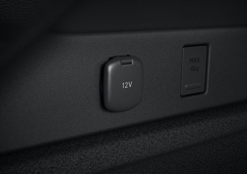 Lexus NX 2022 didedah – generasi kedua dirombak sepenuhnya, dapat enjin hibrid, PHEV dan 2.4 Turbo Image #1306976