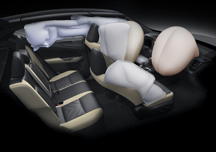 Lexus NX 2022 didedah – generasi kedua dirombak sepenuhnya, dapat enjin hibrid, PHEV dan 2.4 Turbo Image #1306978