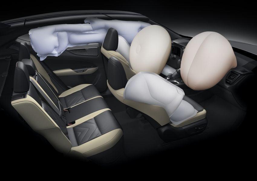 Lexus NX 2022 didedah – generasi kedua dirombak sepenuhnya, dapat enjin hibrid, PHEV dan 2.4 Turbo Image #1306979