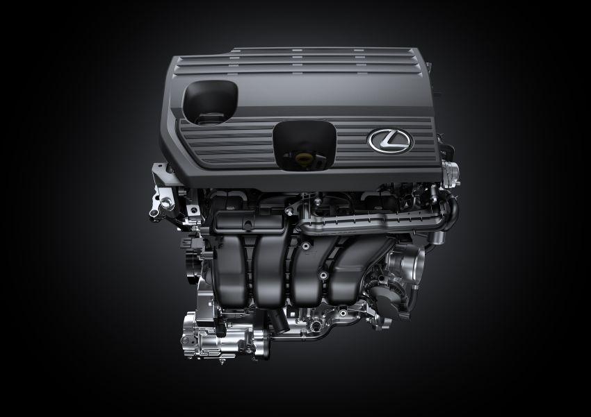 Lexus NX 2022 didedah – generasi kedua dirombak sepenuhnya, dapat enjin hibrid, PHEV dan 2.4 Turbo Image #1306990