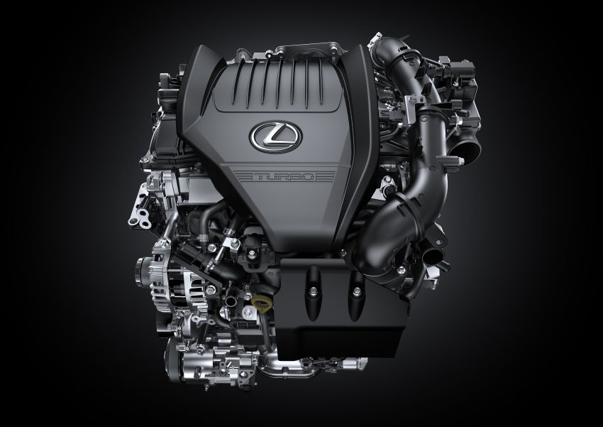 Lexus NX 2022 didedah – generasi kedua dirombak sepenuhnya, dapat enjin hibrid, PHEV dan 2.4 Turbo Image #1306991