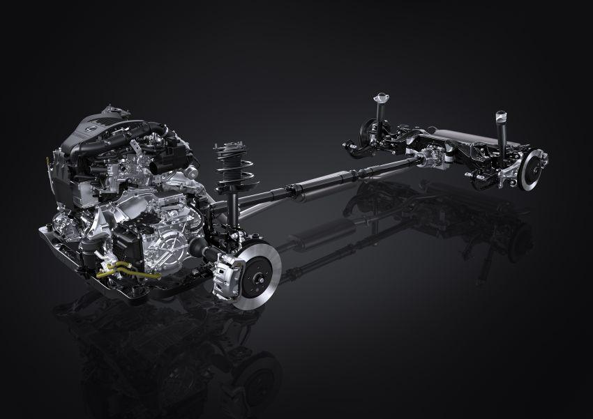 Lexus NX 2022 didedah – generasi kedua dirombak sepenuhnya, dapat enjin hibrid, PHEV dan 2.4 Turbo Image #1306996