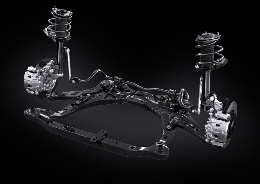 Lexus NX 2022 didedah – generasi kedua dirombak sepenuhnya, dapat enjin hibrid, PHEV dan 2.4 Turbo Image #1306997