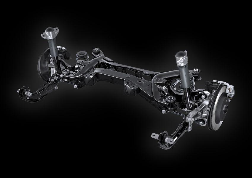 Lexus NX 2022 didedah – generasi kedua dirombak sepenuhnya, dapat enjin hibrid, PHEV dan 2.4 Turbo Image #1307001