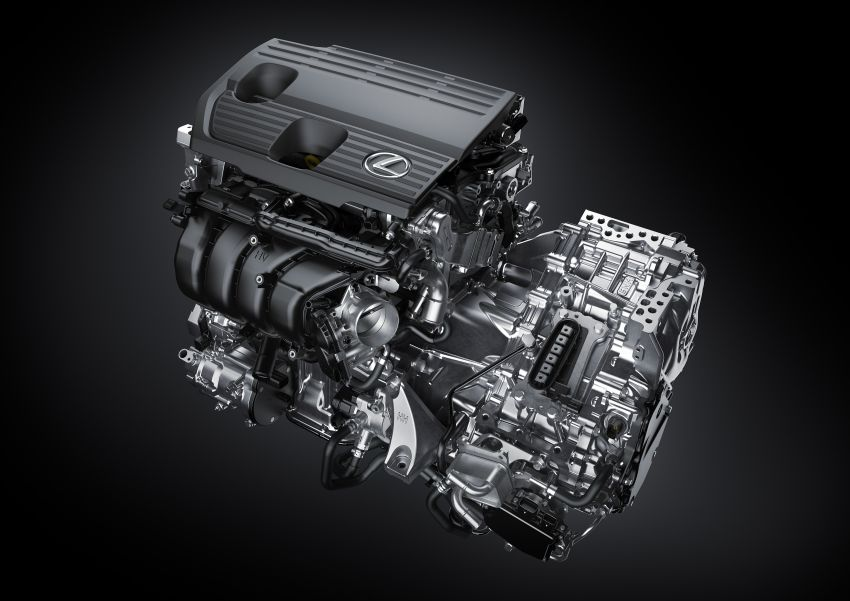 Lexus NX 2022 didedah – generasi kedua dirombak sepenuhnya, dapat enjin hibrid, PHEV dan 2.4 Turbo Image #1307003