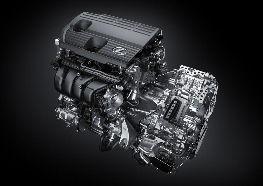 Lexus NX 2022 didedah – generasi kedua dirombak sepenuhnya, dapat enjin hibrid, PHEV dan 2.4 Turbo Image #1307004
