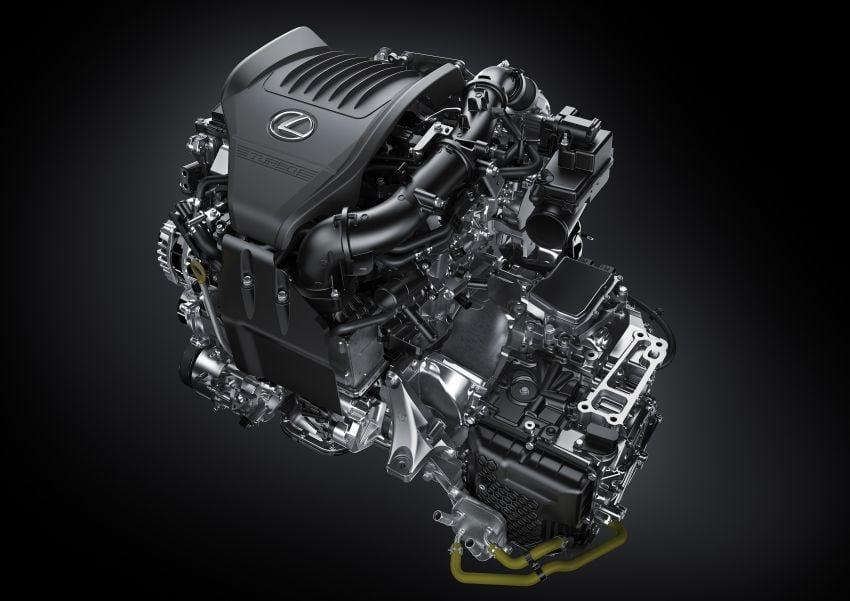 Lexus NX 2022 didedah – generasi kedua dirombak sepenuhnya, dapat enjin hibrid, PHEV dan 2.4 Turbo Image #1307008