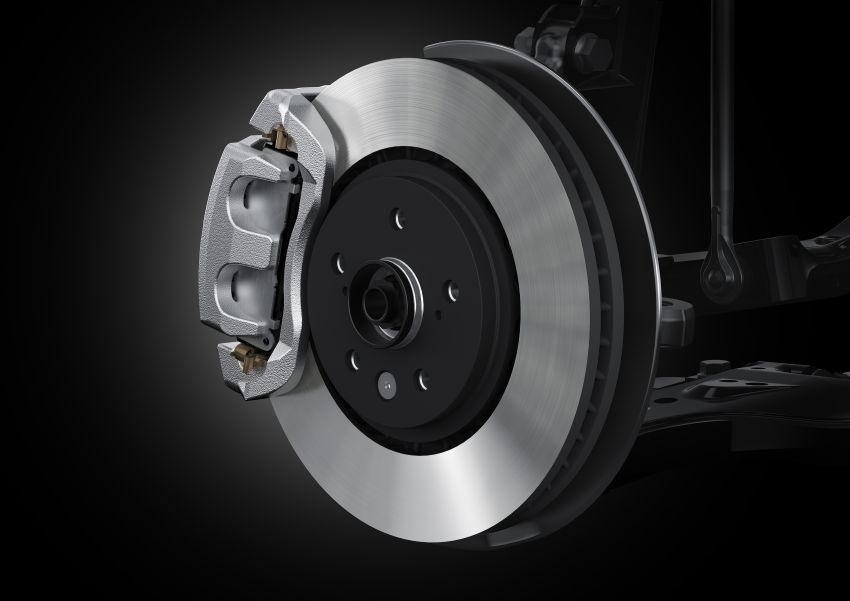 Lexus NX 2022 didedah – generasi kedua dirombak sepenuhnya, dapat enjin hibrid, PHEV dan 2.4 Turbo Image #1307015
