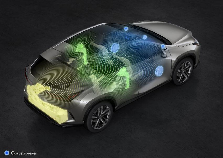Lexus NX 2022 didedah – generasi kedua dirombak sepenuhnya, dapat enjin hibrid, PHEV dan 2.4 Turbo Image #1307017
