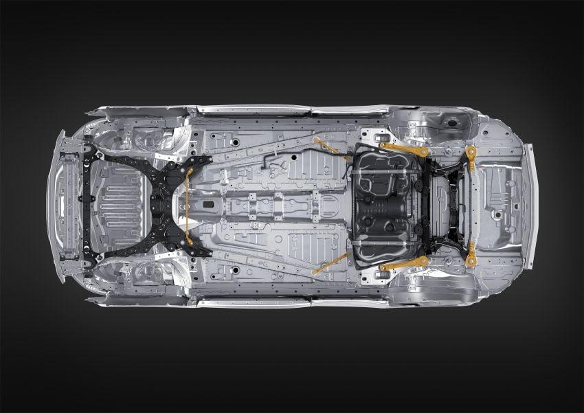 Lexus NX 2022 didedah – generasi kedua dirombak sepenuhnya, dapat enjin hibrid, PHEV dan 2.4 Turbo Image #1307023