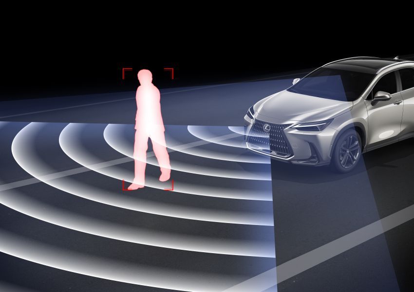 2022 Lexus NX officially revealed – second-gen SUV gets PHEV, 2.4 Turbo; new rear logo, interior concept Image #1306542