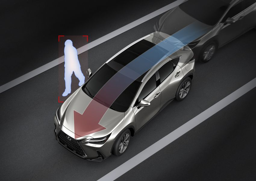 Lexus NX 2022 didedah – generasi kedua dirombak sepenuhnya, dapat enjin hibrid, PHEV dan 2.4 Turbo Image #1307029